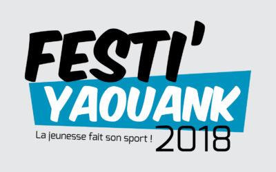 FESTI'YAOUANK : UNE EDITION SPORTIVE !