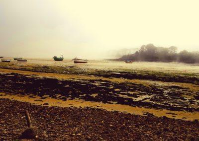 Le Korejou dans la brume