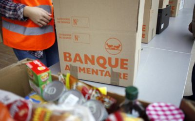 COLLECTE ALIMENTAIRE CE WEEK-END