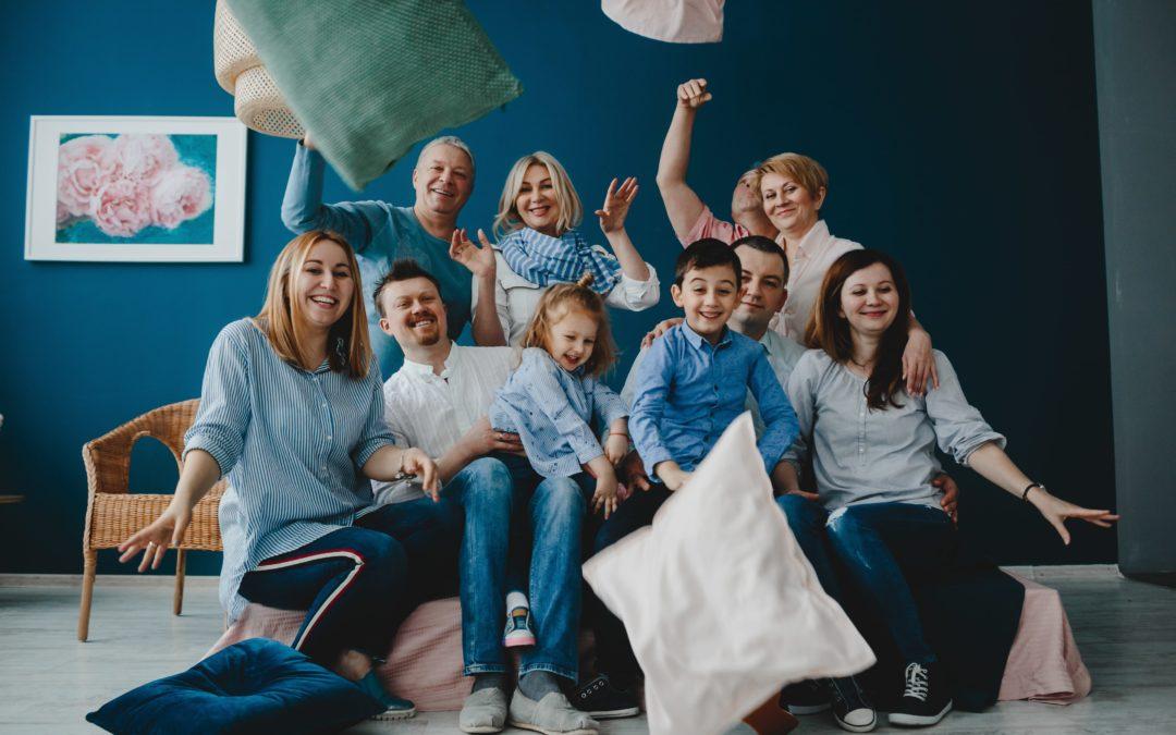 JEUDIS DE LA PARENTALITÉ : QUESTIONS DE FAMILLE
