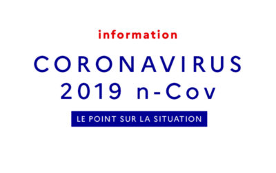 COVID-19 : SITUATION AU 3 AVRIL 2021