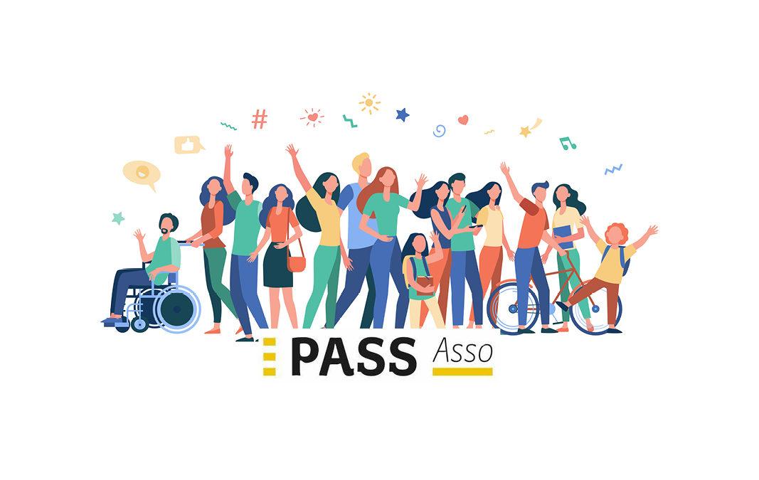 ASSOCIATIONS, DEMANDEZ VOTRE PASS ASSO