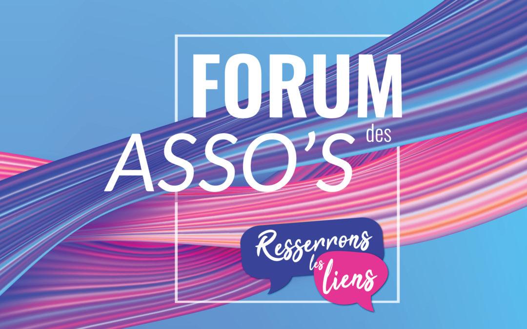 LE FORUM DES ASSOCIATIONS, C'EST CE WEEK-END !